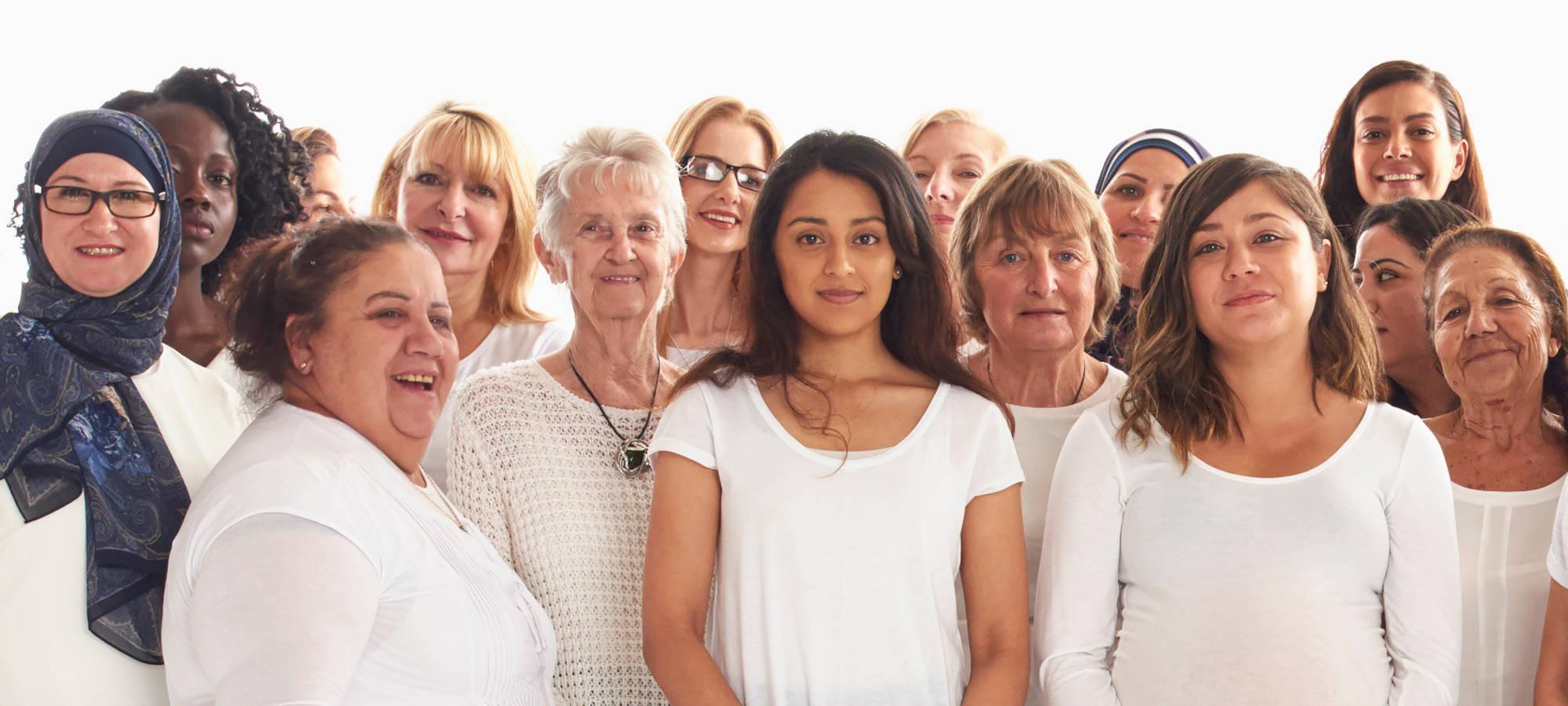 Startbild FEM Unterschiedliche Frauen